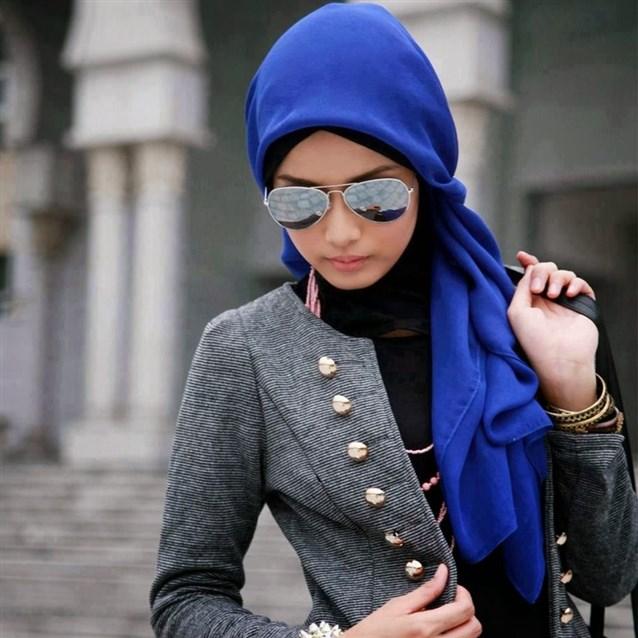 صورة حجابات تركية 2019 , لفات طرح تركية