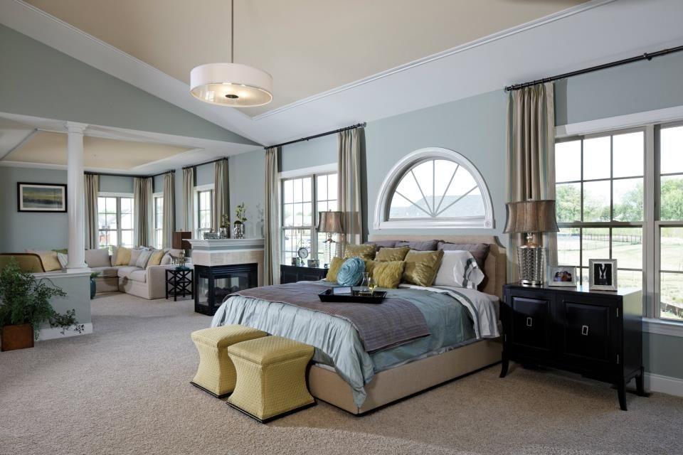 صورة احلى ديكور غرف نوم , تجميعة من افخم غرف النوم