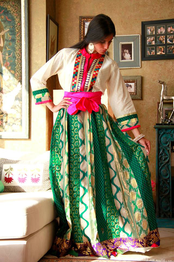 صورة جلابيات كويتيه , اجمل الجلابيات الكويتي