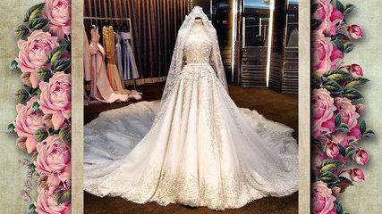 صورة اجمل فستان في العالم , تصميمات لاجمل فساتين العالم