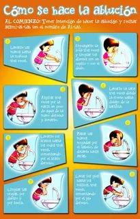صورة كيفية الوضوء للصلاة , تعرف على خطوات الوضوء الصحيح