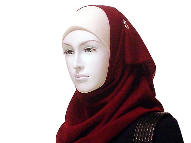 صور لفات حجاب , احدث لفات الحجاب لعام 2019