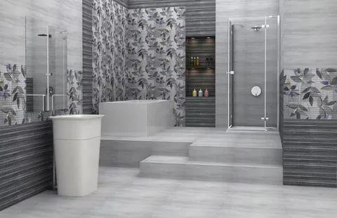 صورة بلاط حمامات , احدث واجمل التشكيلات لسيراميك الحمام