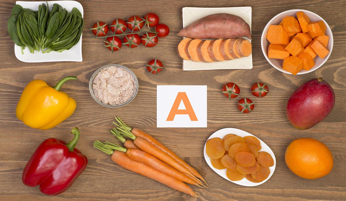 صور فوائد فيتامين a , علاقه النظر بفيتامين a