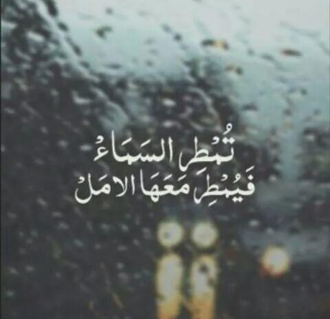 صورة شعر عن المطر , اجمل الاقوال فى وصف جمال المطر