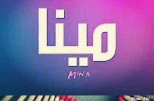 صورة معنى اسم مينا , معاني الاسماء وصفاتها