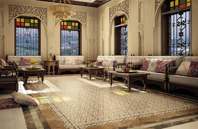 بالصور جلسات عربية , انتريهات عربية حديثة 6258