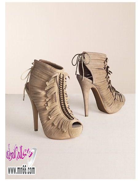 بالصور شوزات بنات .احذية فتيات 6311 1