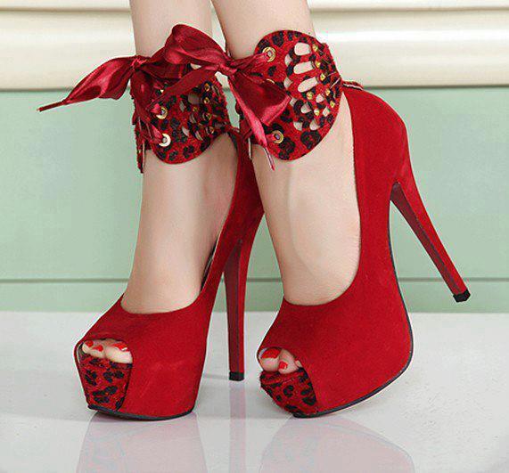 بالصور شوزات بنات .احذية فتيات 6311 8