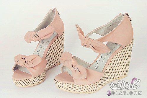 بالصور شوزات بنات .احذية فتيات 6311