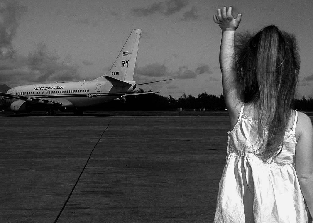 صورة صور عن الوداع , صور وداع موجعة