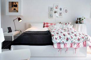 صورة ايكيا غرف نوم , احدث تصميمات غرف نوم شركة ايكيا