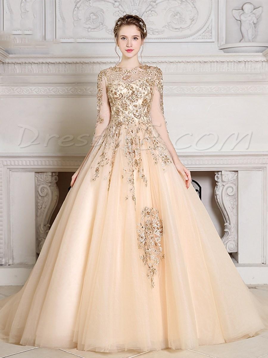 صورة فستان سهرة , فساتين سهرة خرافة