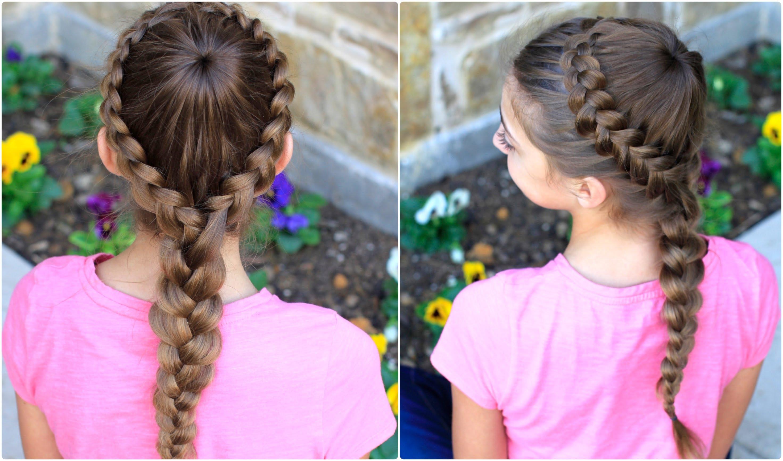 صورة تسريحات شعر للاطفال , اهتمى بشعرك طفلك بابسط التسريحات