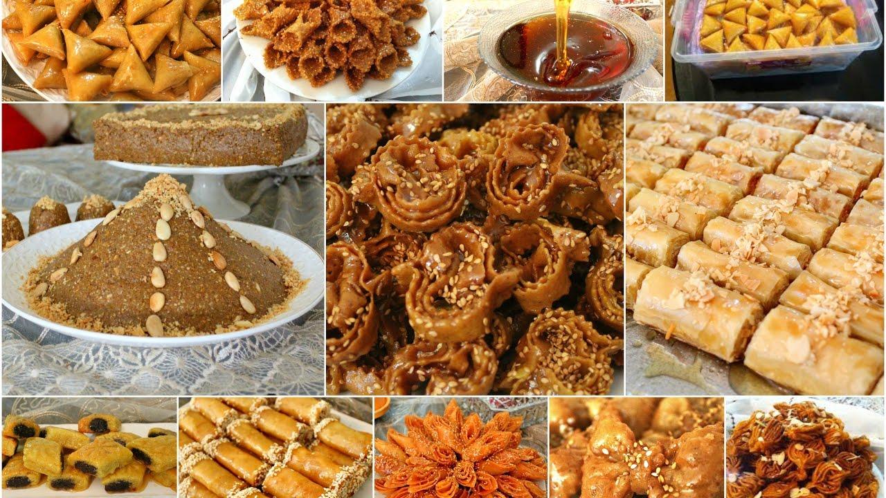 صورة وصفات حلويات منال العالم , الذ الحلويات مع منال العالم
