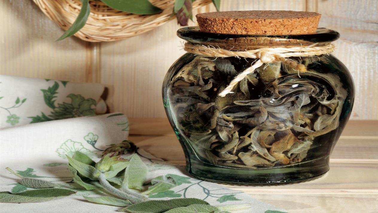 صورة عشبة الميرمية , فوائد استخدام الميرمية