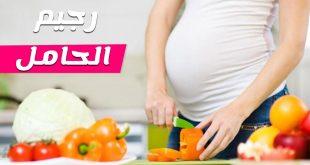 صورة رجيم الحامل , الحمية الغذائية للحوامل