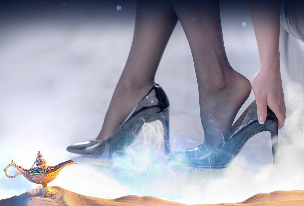 صور تفسير حلم لبس الحذاء للمتزوجة , ما دلالة ارتداء الزوجة حذاء بالمنام