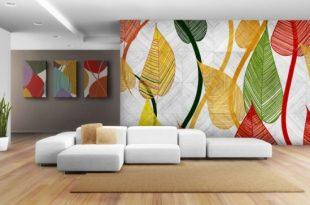 صورة ديكور حوائط , جمال منزلك يبدء بديكور الحوائط