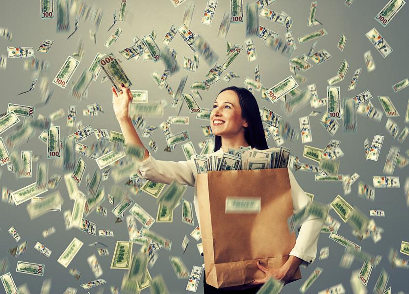 صور كيف تصبح ثريا , ببساطة حلم الثراء اصبح حقيقة