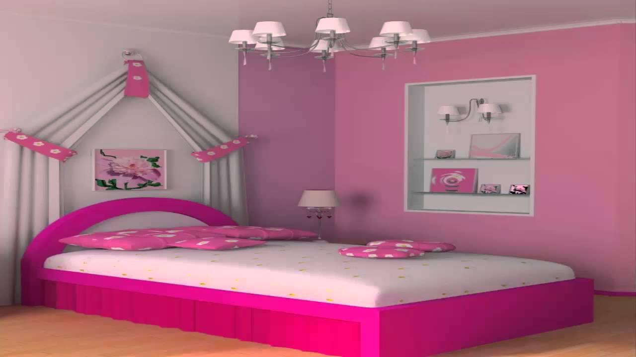 صورة ديكور غرف نوم بنات , ديكورات لغرف النوم