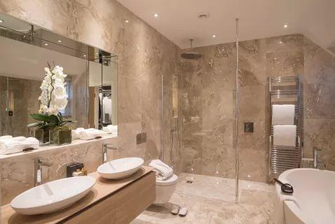 صورة ديكور حمامات منازل , احدث صيحات الديكور لحمام المنزل