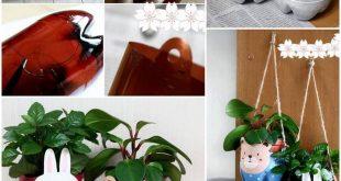 صوره اشغال يدوية بسيطة , اجمل منتجات الصناعة اليدوية