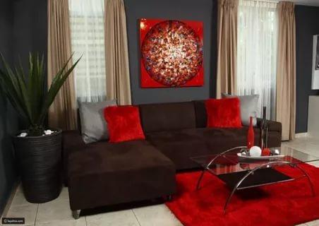 صورة غرف معيشة , ديكورات وصيحات مختلفة لغرفة المعيشة