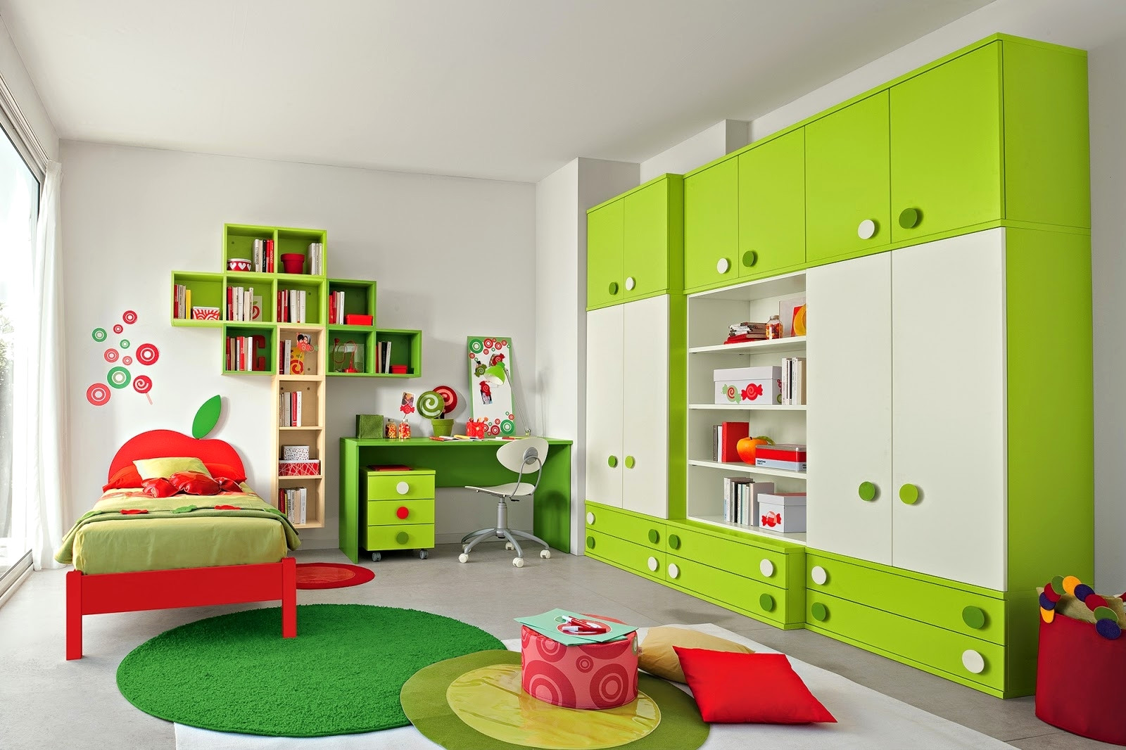 صور غرف نوم اطفال اولاد , صور غرف نوم للاطفال