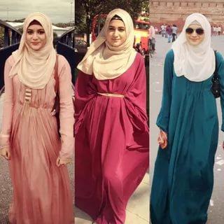 صورة ستايل محجبات , احدث التصميمات لاستايلات الحجاب