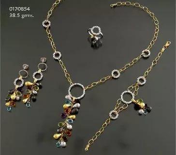 صورة مجوهرات داماس , اجمل التصميمات المميزة لمجوهرات داماس