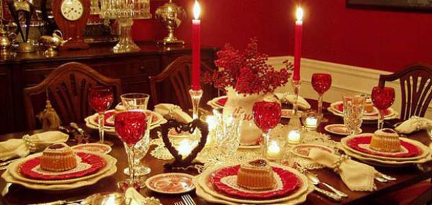 افكار لعشاء رومانسي , اجمل عزومات العشاق