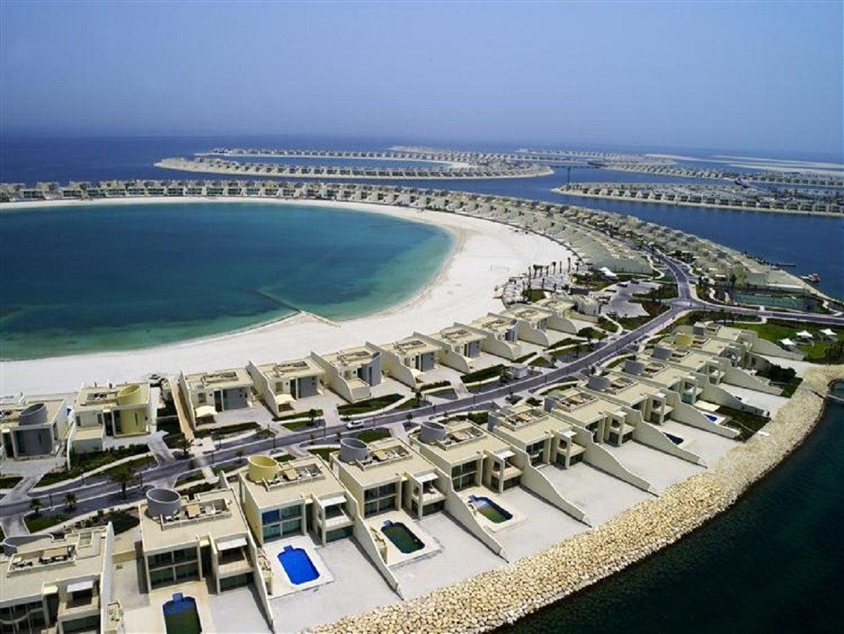 صورة اكبر جزيرة صناعية في العالم , معلومات عن اكبر جزيرة صناعية
