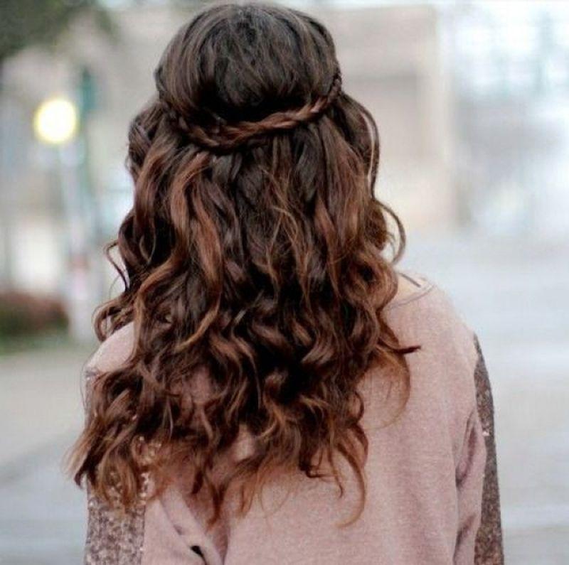 صورة موديلات شعر بسيطة , احلى قصات شعر للبنات