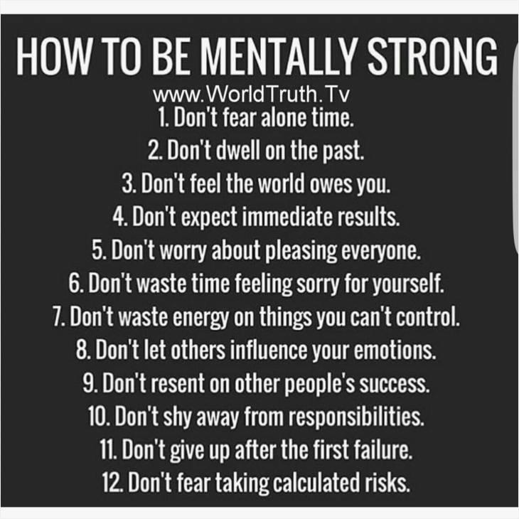 صورة كيف تكون قوي , ما هى متطلبات قوة الشخصية