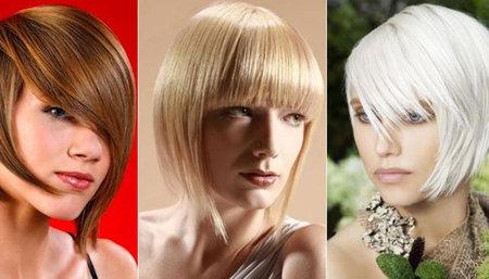 صورة اسماء قصات الشعر القصير , انواع تسريحات الشعر القصير