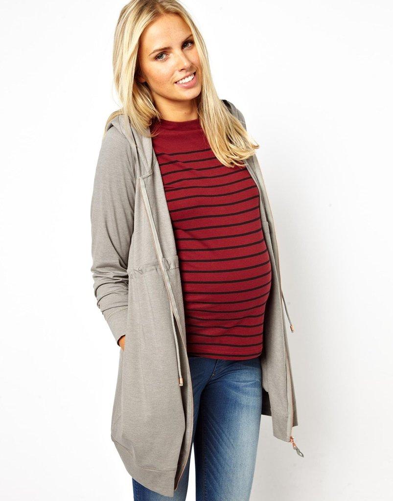 بالصور ملابس شتوية للحوامل , ملابس للحامل فى فصل الشتاء 1056 2