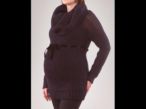 بالصور ملابس شتوية للحوامل , ملابس للحامل فى فصل الشتاء 1056 6
