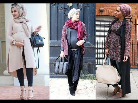 بالصور ملابس شتوية للحوامل , ملابس للحامل فى فصل الشتاء 1056 8