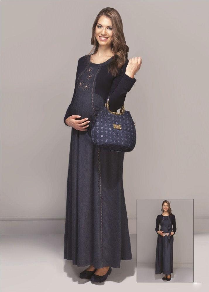 بالصور ملابس شتوية للحوامل , ملابس للحامل فى فصل الشتاء 1056