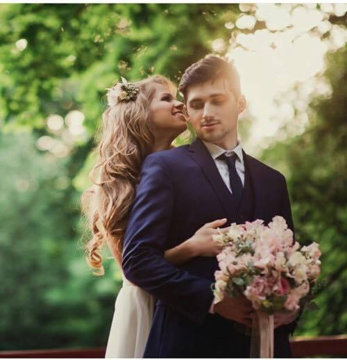 بالصور صور عريس وعروسه , اجمل صور للعروسين 1068 10