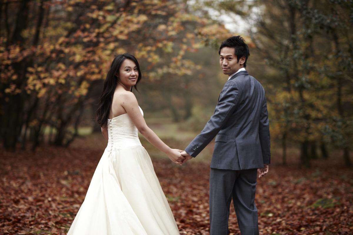 بالصور صور عريس وعروسه , اجمل صور للعروسين 1068 6