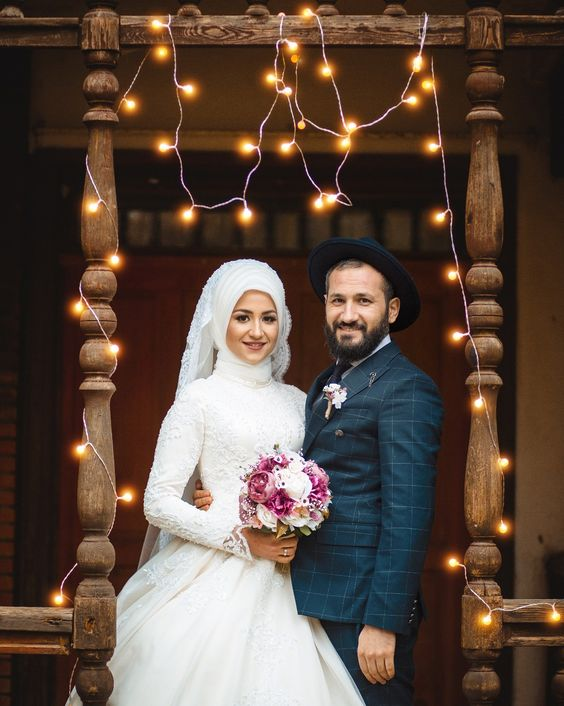 بالصور صور عريس وعروسه , اجمل صور للعروسين 1068 9