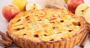 صوره طريقة عمل فطيرة التفاح , سهوله صنع فطيره التفاح بسهوله