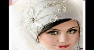 بالصور صور عرايس محجبات , صور يوم الزفاف للمحجبات 1185 11 310x165