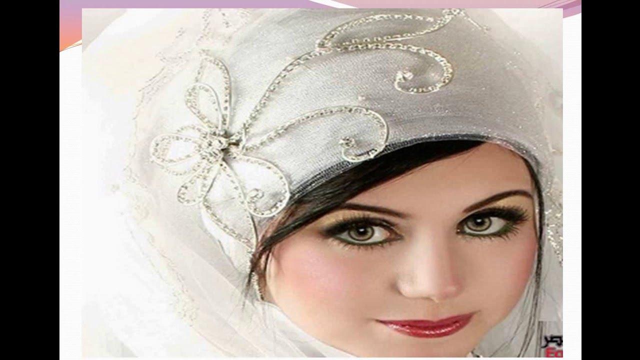 صور صور عرايس محجبات , صور يوم الزفاف للمحجبات
