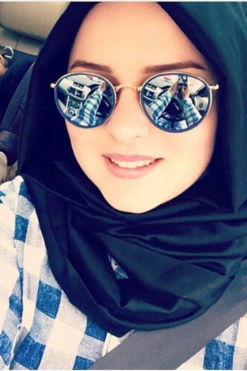 صور بنات محجبات حلوات , جمال البنت المحجبه