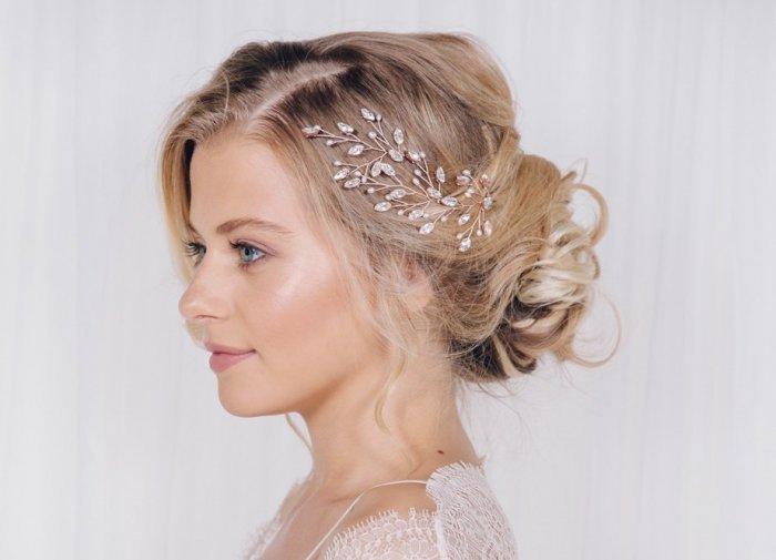 صورة اكسسوارات شعر , اجمل كماليات لشعر النساء