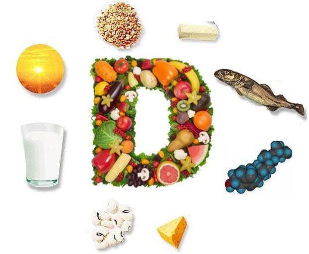 صورة مصادر فيتامين د , من اين نحصل على فيتامين د