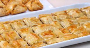 صورة حلويات شرقية , صناعه الحلى الشرقيه